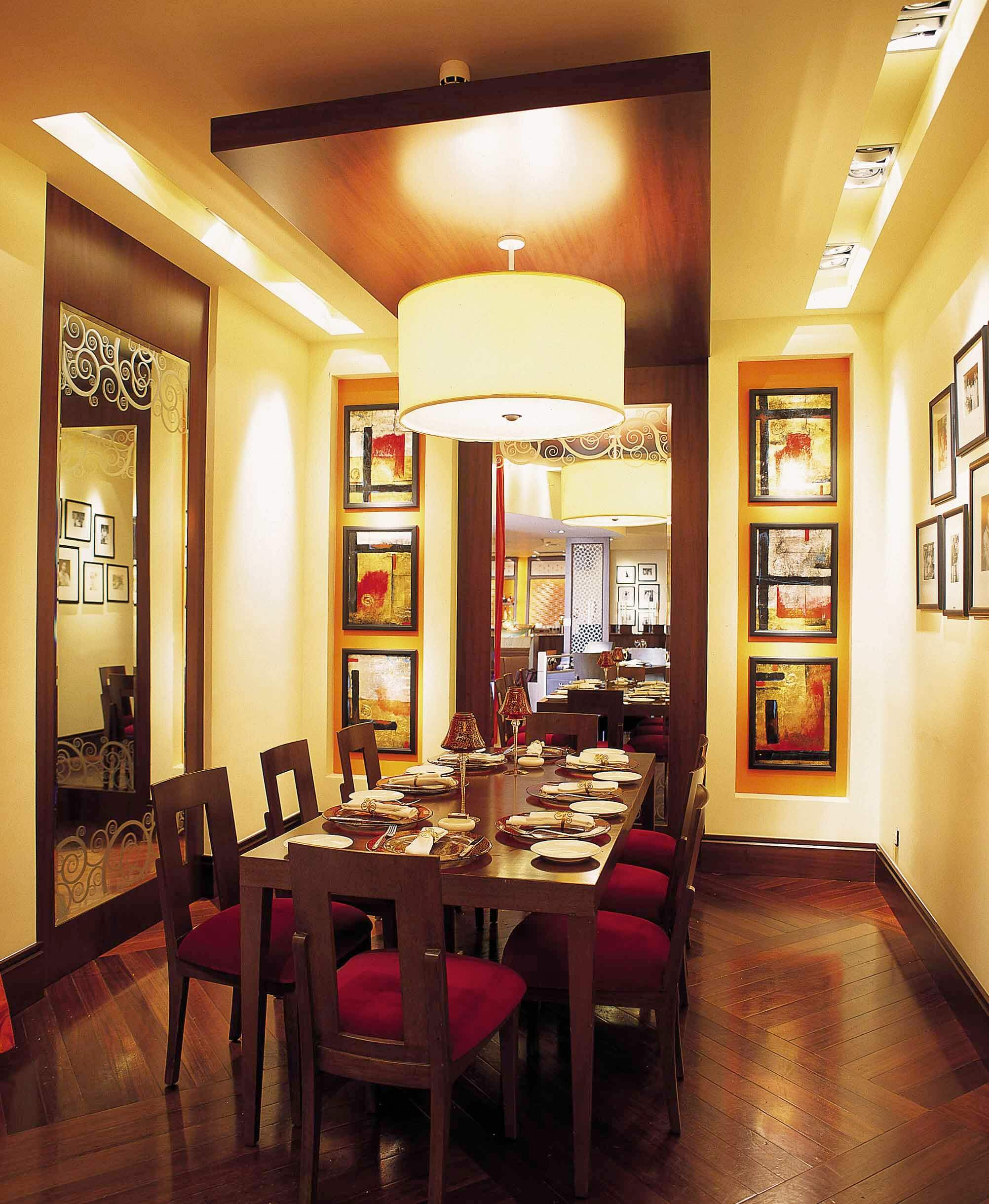Indian Interior Design: Modern Indian Bar And Restaurant Chain