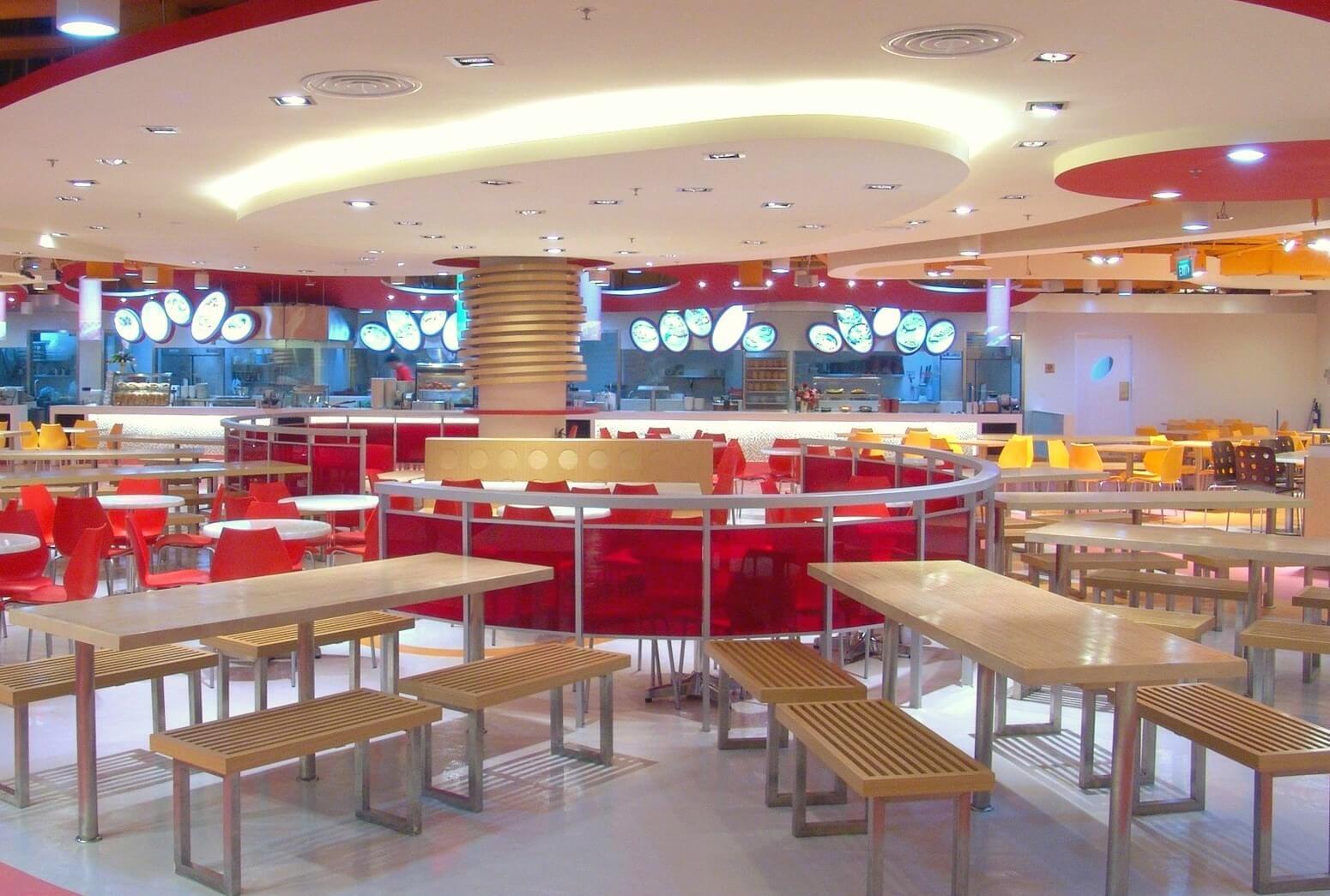 Food Court Sushi